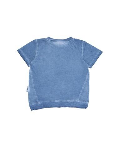 Someday Soon Tişört Mavi